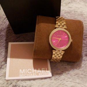 Michael Kors MK Mini Darci Watch in Box - Like New